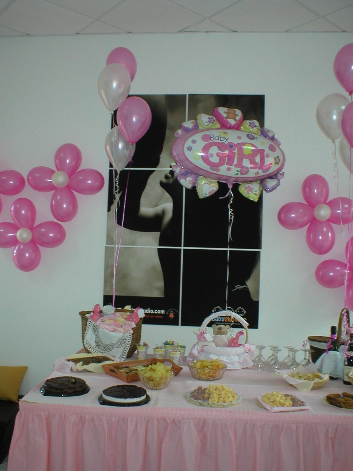 Las 3 claves del baby shower paternidad y maternidad for Fiesta baby shower decoracion